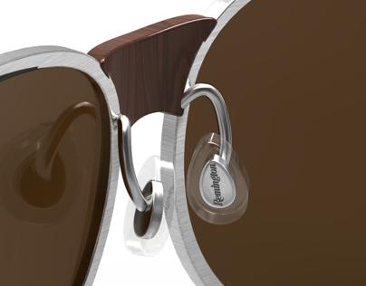 Eyewear Design for Remington