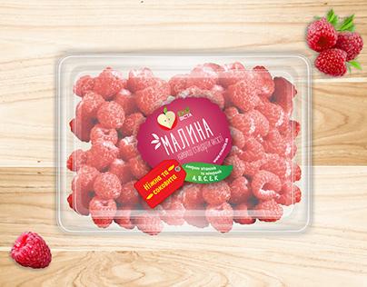 Packaging for berries