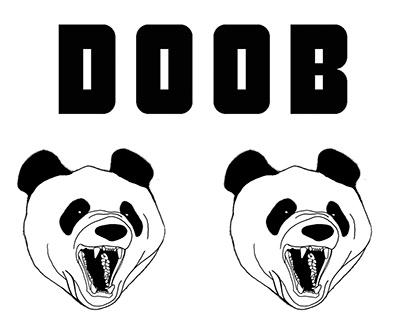 Doob - Trabajo de marca, Logo