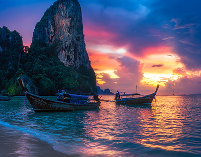 Colors of Thailand − Travel Photography