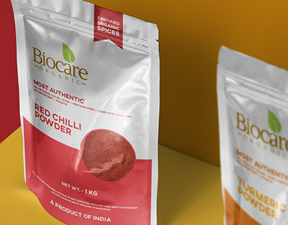 Biocare Organic - Most Authentic