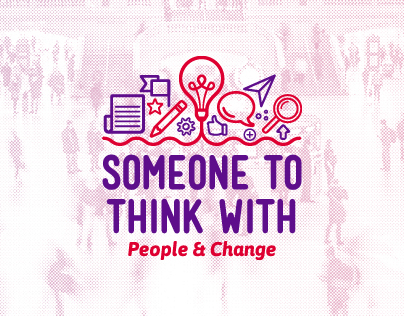 Someone to think with, People & Change - by Or Arieli
