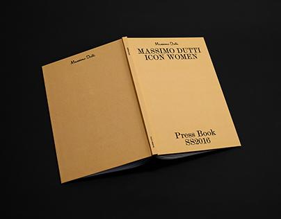 Massimo Dutti SS16 Press Book
