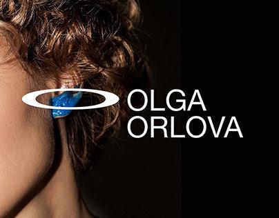 Olga Orlova | Visual identity