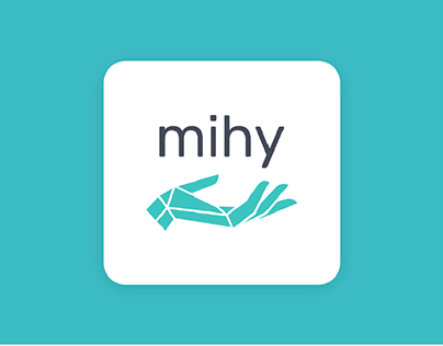 mihy - Identity and website