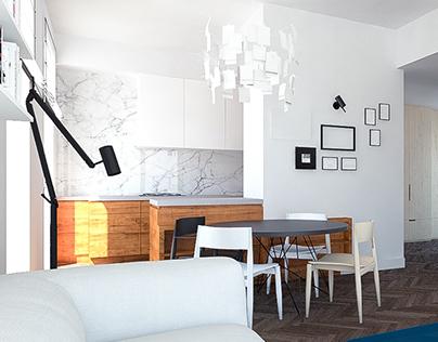 Privat Apartment, 65sqm