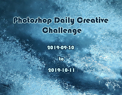 Ps Daily Creative Challenge 2019-09-30 to 2019-11