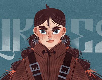 KUKERI - demon hunter