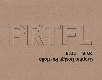 PRTFL — My Portfolio 2019