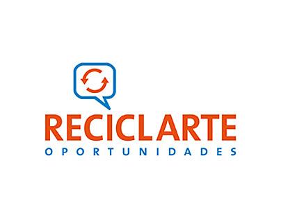 Logotipo 'Reciclarte'