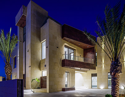 Villa Abu-Rumman   Black Iris Project