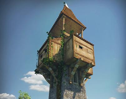 Daisy land tower