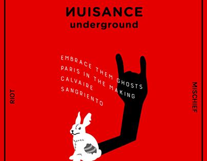 ИUISANCE Underground