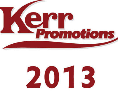 Kerr Promotions 2013