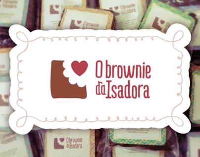 O Brownie da Isadora