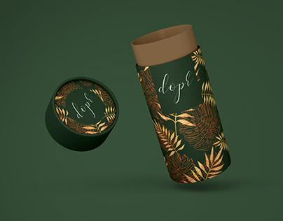 Tube packaging design