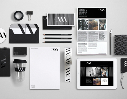 Creation Visual Merchandising Branding