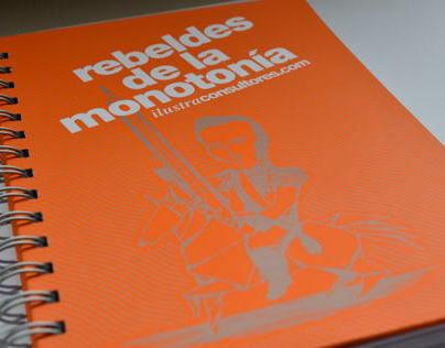 notebook @ ilustraconsulsultores / 2012