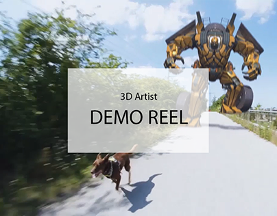 DEMO REEL 2020 character animation