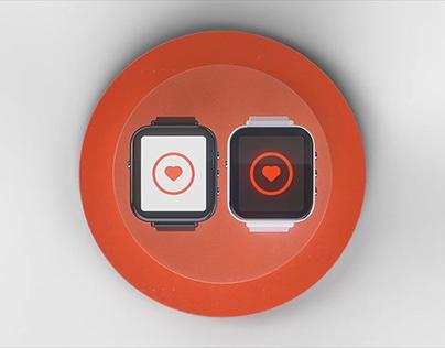 Jeevah Yoga Smartwatch