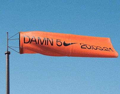 DAMN 5 ~ NIKE