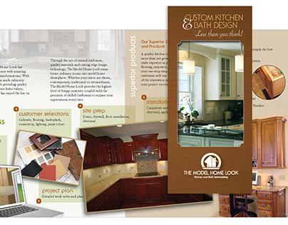 Model Home Look Brochure