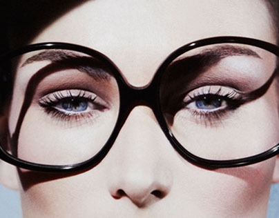 Ponystep Magazine - Linda Farrow Eyewear