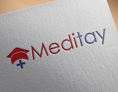 Meditay Logo Design/ logo phobia