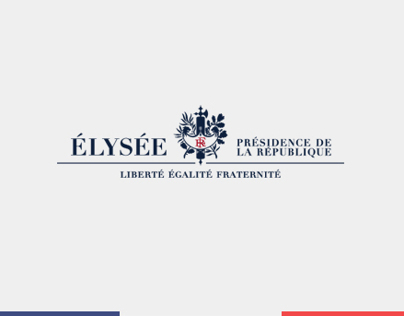 Élysée - French Government - UX/UI motion