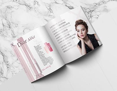 Magazine Jennifer Lawrence