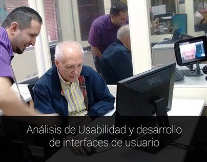Análisis de usabilidad