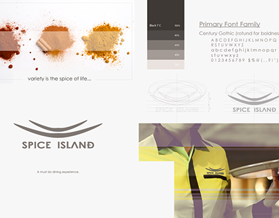 Spice Island (re-brand)