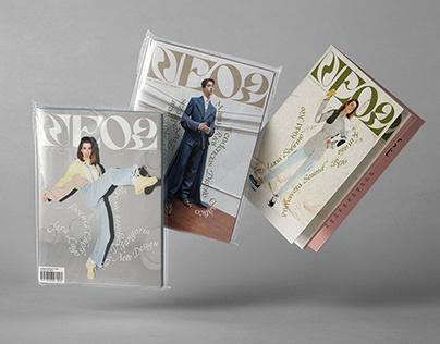 NEO2 brand + magazine
