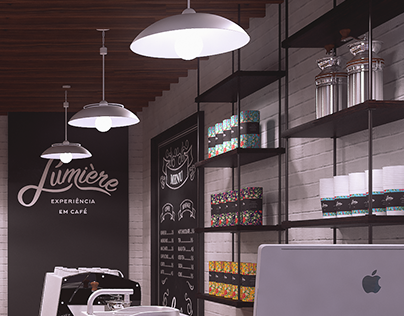 Espaço Lumiére - Cafeteria