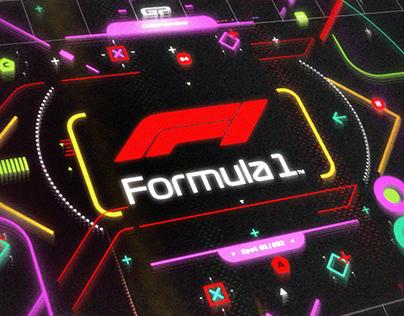 Formula 1. FOX PREMIUM