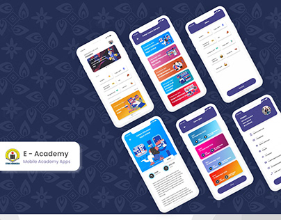 e-Academy Mobile Apps