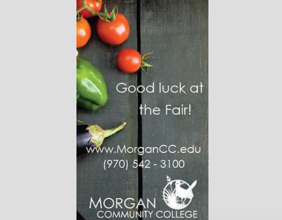 Morgan County Fair Newspaper AD