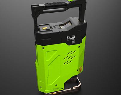 Power bank/battery_case