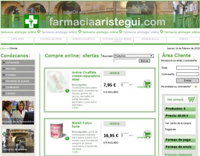 Farmacia Aristegui