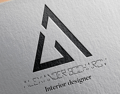Personal identity for interior designer