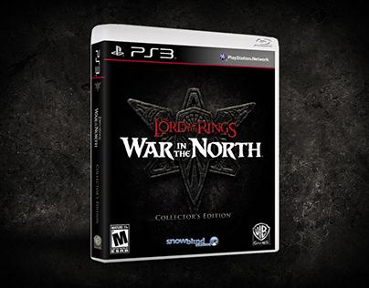 LotR: War in the North Collectors Edition Box Art