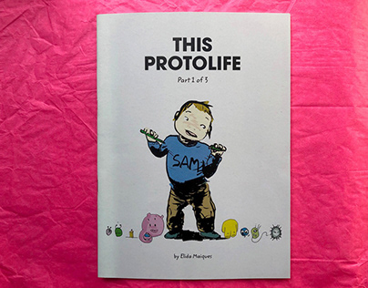 This Protolife - Comic