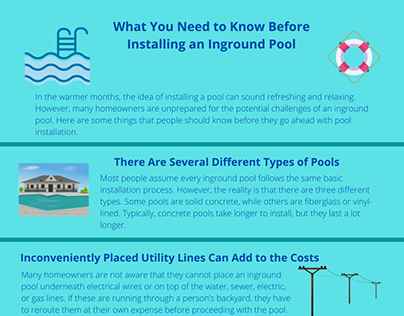 What You Need to Know: Installing an Inground Pool