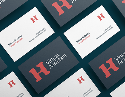 Helen Roberts Virtual Assistant Branding