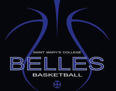 Saint Mary's College Basketball Team Logo