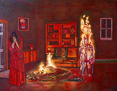 Flames of solitude