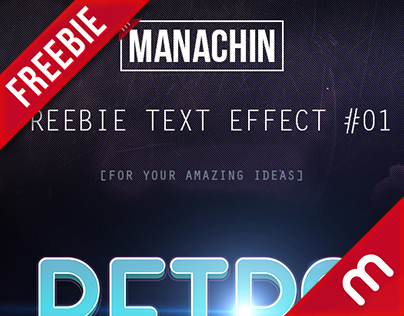 Free Text Effect Pack 01
