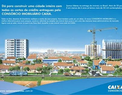 Anúncio: Cidade de Consórcios
