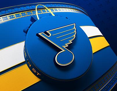 St. Louis Blues — Graphics Package