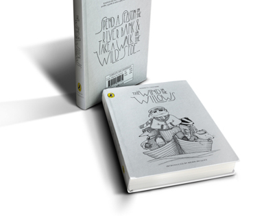 Penguin Design Awards 2013 | The Wind in the Willows